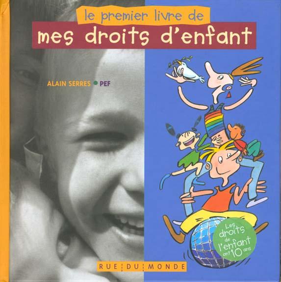 Le premier livre de mes droits d'enfant