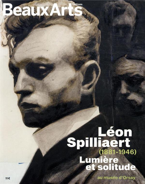 LEON SPILLIAERT (1881-1946)..LUMIERE ET SOLITUDE - AU MUSEE D'ORSAY