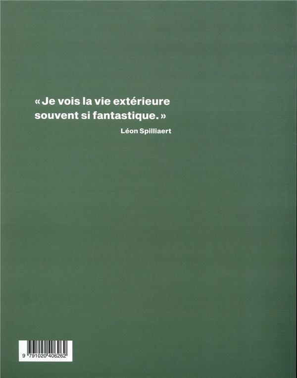 Léon Spilliaert (1881-1946) lumière et solitude