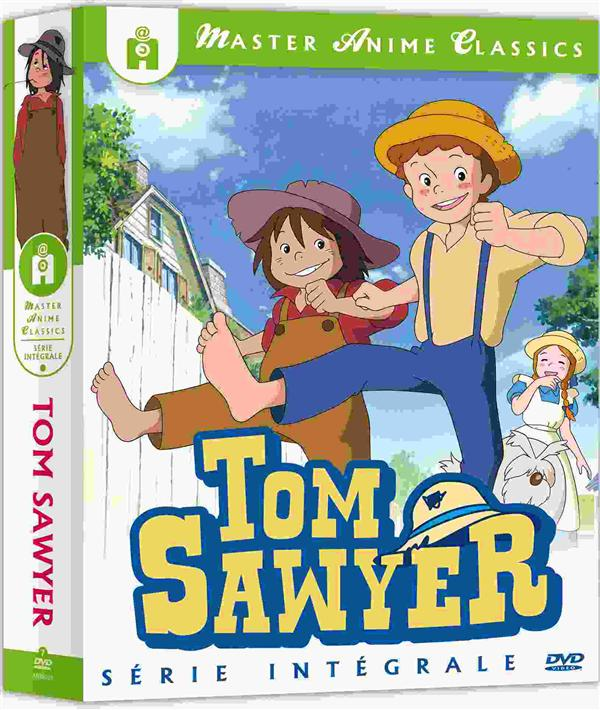 coffret Tom Sawyer