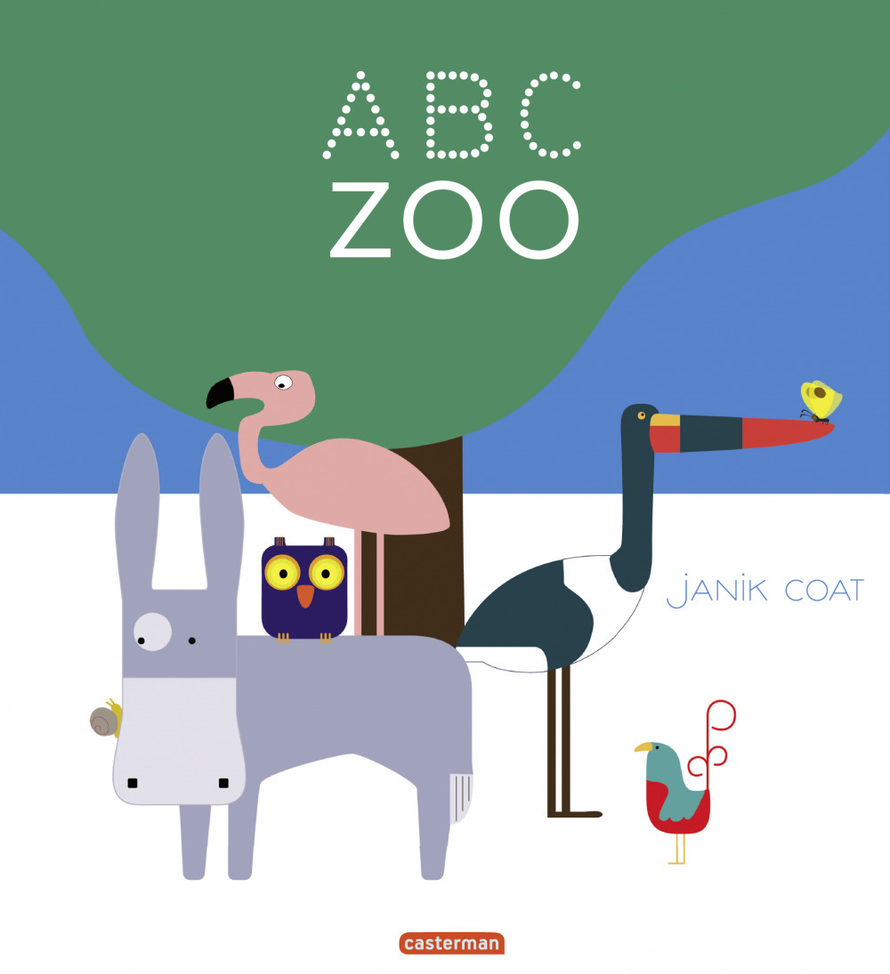 Vente E-Book :                                    Abc zoo - Coat  - Janik Coat