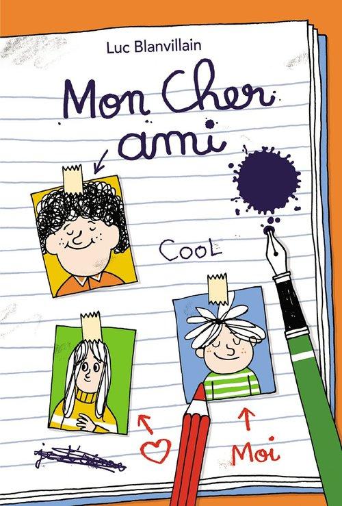 Vente EBooks : Mon cher ami  - Luc BLANVILLAIN
