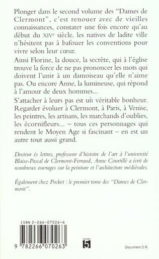 les dames de clermont t .2 florine