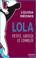 Vente Livre Numérique : Lola S2.E4 - Petite, grosse et comblée  - Louisa Méonis