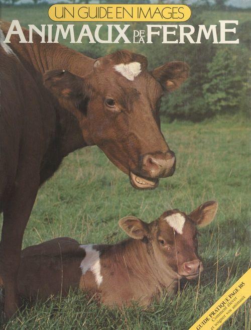 Vente Livre Numérique : Animaux de la ferme  - Robert Burton