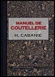 Manuel de coutellerie