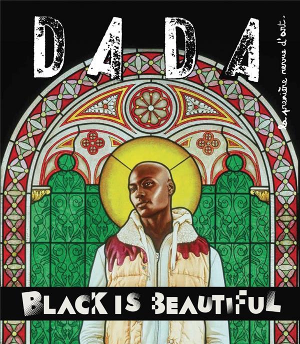 Revue dada n.236 ; black is beautiful