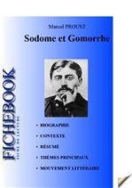 Sodome et Gomorrhe ; fiche de lecture