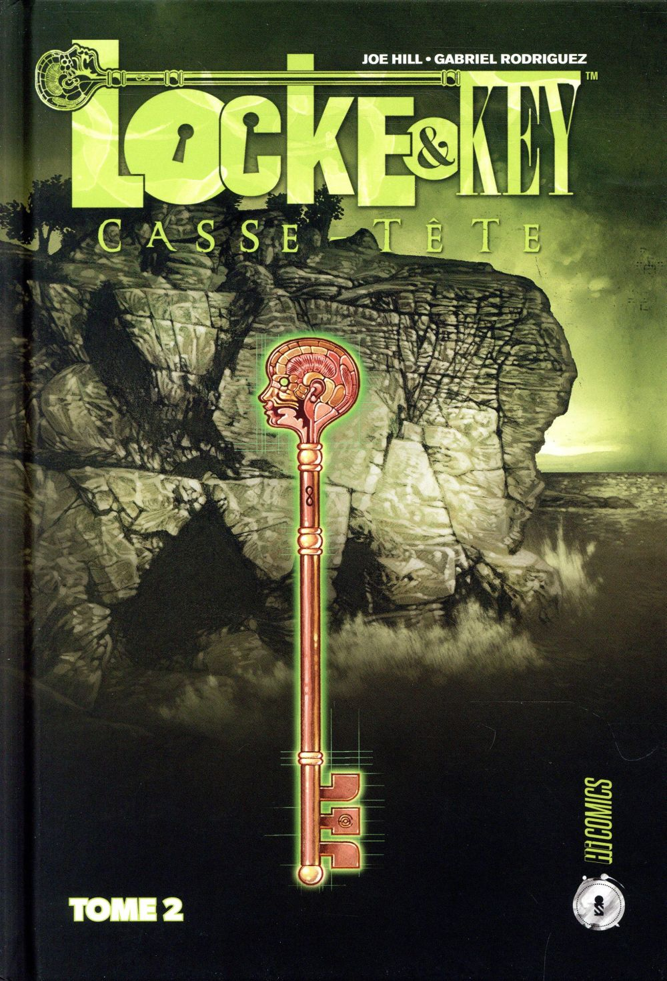 Locke & Key T.2 ; casse-tête