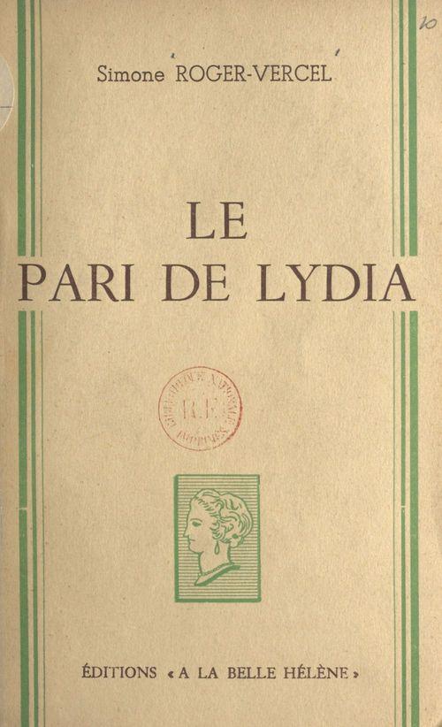 Le pari de Lydia