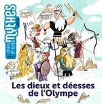 Les dieux et déesses de l'Olympe  - Jess Pauwels - Rose Marin