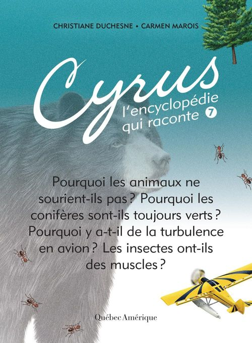 Cyrus, l'encyclopedie qui raconte v 07