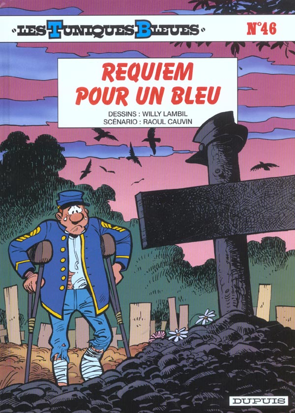 Les Tuniques Bleues T.46 ; Requiem Pour Un Bleu