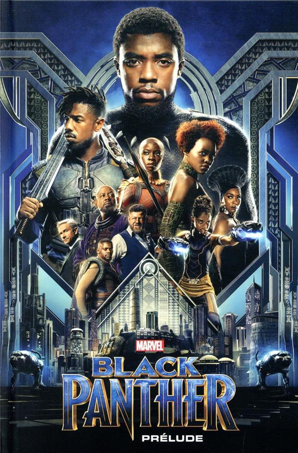 Black Panther ; prélude
