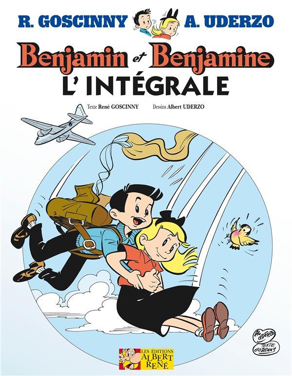 Benjamin et Benjamine ; l'intégrale