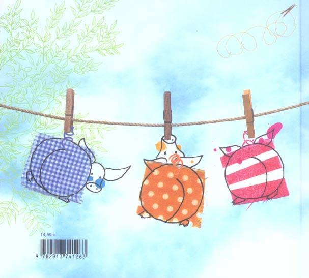 3 petites culottes