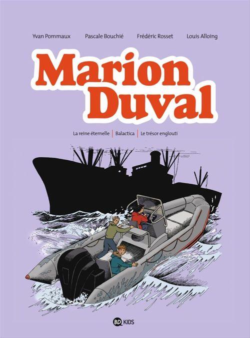 Marion Duval ; INTEGRALE VOL.8 ; T.22 A T.24