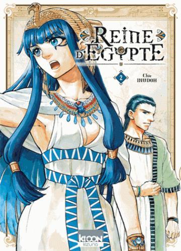 Reine d'Egypte T.2