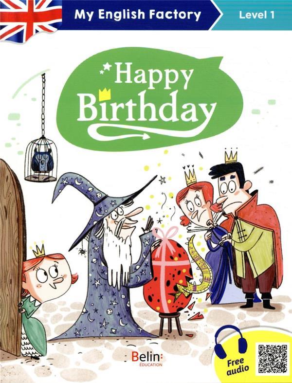 Happy birthday (level 1)