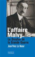 Vente EBooks : L'affaire Malvy  - Jean-Yves Le Naour