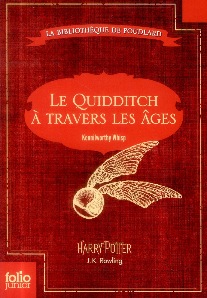 Le Quidditch A Travers Les Ages (Quidditch Through The Ages)