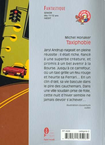 taxiphobie