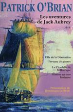 Vente EBooks : Les Aventures de Jack Aubrey T2 (N.ed.)  - Patrick O'Brian