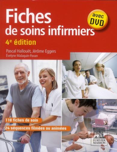 Fiche De Soins Infirmiers (4e Edition)