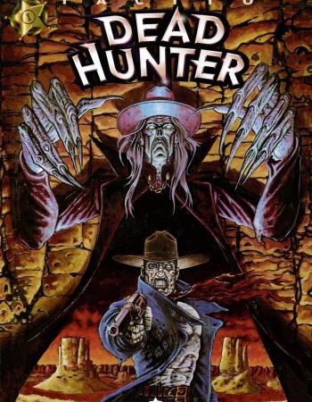 Dead hunter t.1 ; meme pas mort