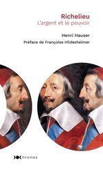 Richelieu  - Henri Hauser