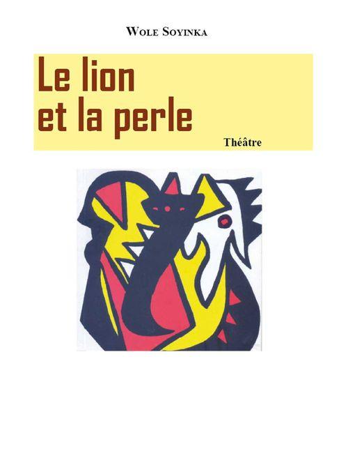 Le lion et la perle