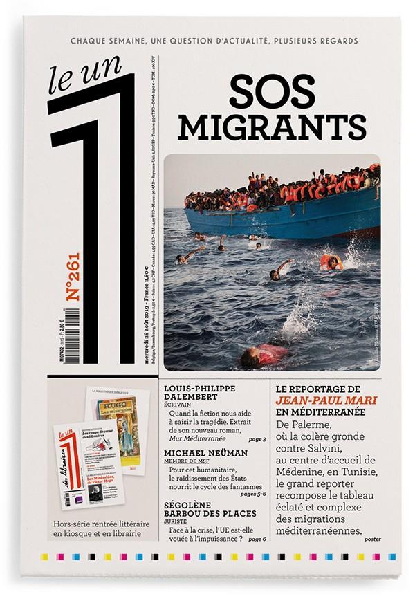 LE 1 N.261  -  SOS MIGRANTS COLLECTIF