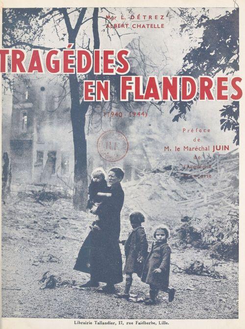 Tragédies en Flandres