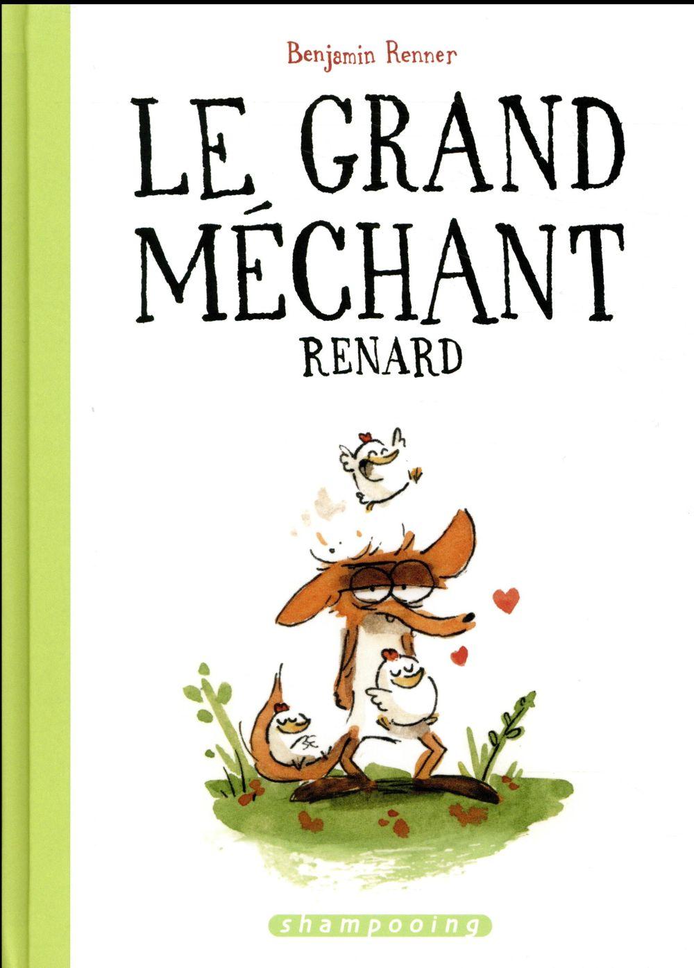 Le grand méchant renard (édition 2017)