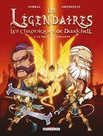 Vente EBooks : Les Légendaires - Les Chroniques de Darkhell T02  - Patrick Sobral