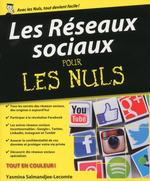Vente EBooks : Les réseaux sociaux pour les Nuls  - Yasmina SALMANDJEE LECOMTE