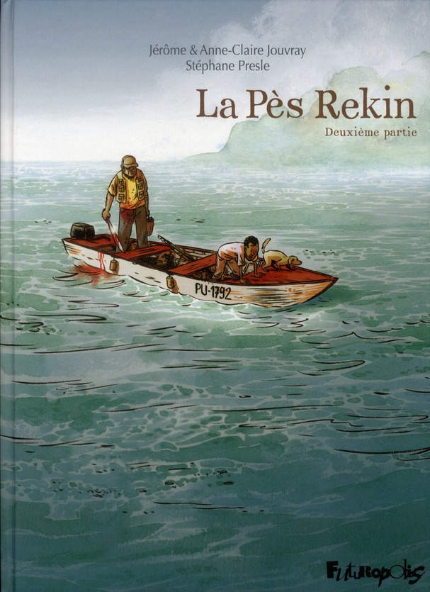 La Pès Rekin t.2
