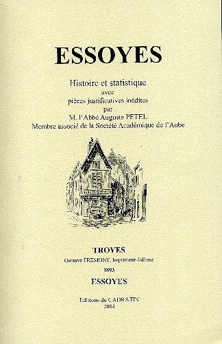 Essoyes, histoire et statistiques