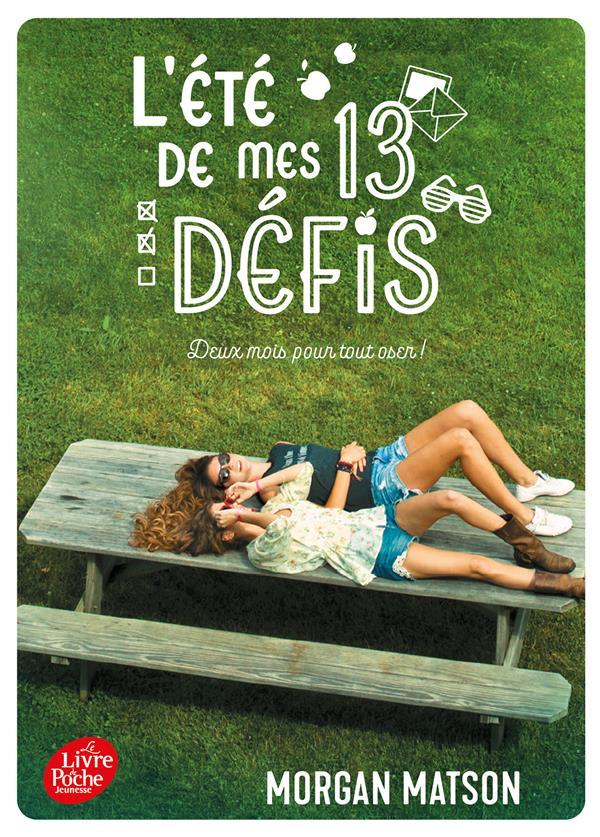 L'ETE DE MES 13 DEFIS