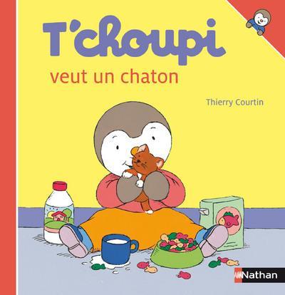 T'Choupi Veut Un Chaton