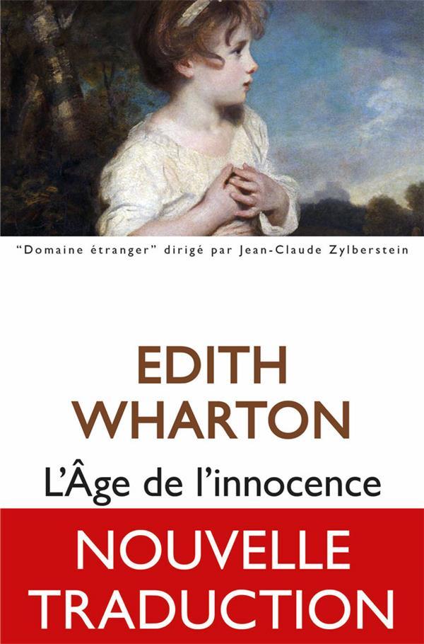 L'âge de l innocence