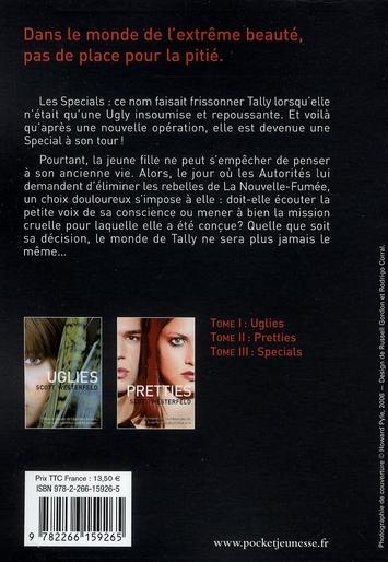 Uglies T.3 ; specials