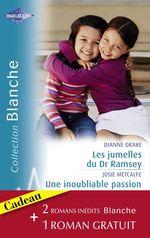 Vente Livre Numérique : Les jumelles du Dr Ramsay - Une inoubliable passion - Rivalité aux urgences (Harlequin Blanche)  - Maggie Kingsley - Dianne Drake
