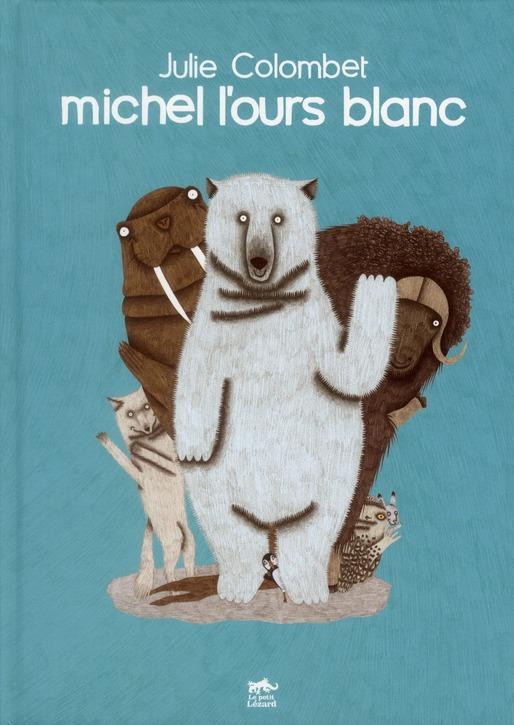 Michel l'ours blanc