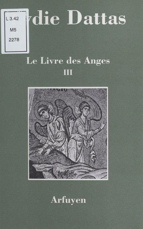 Le livre des anges -3