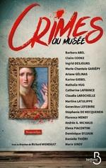 Vente EBooks : Crimes au musée  - Ingrid Desjours - Nathalie Hug - Karine Giébel - Barbara Abel