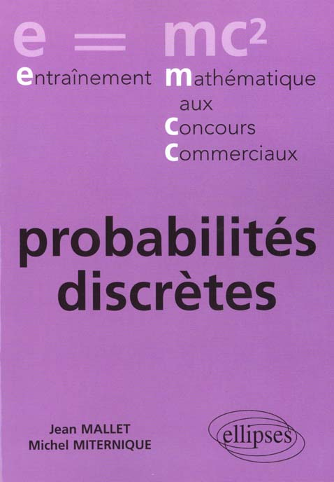 Probabilites Discretes
