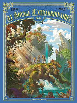 Le voyage extraordinaire T.6 ; les îles mystérieuses t.3