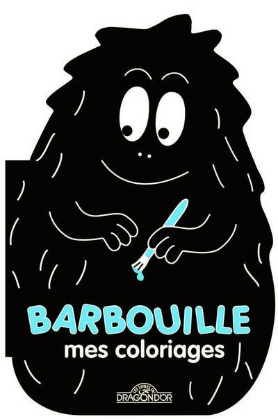 Barbapapa; Barbouille ; Mes Coloriages