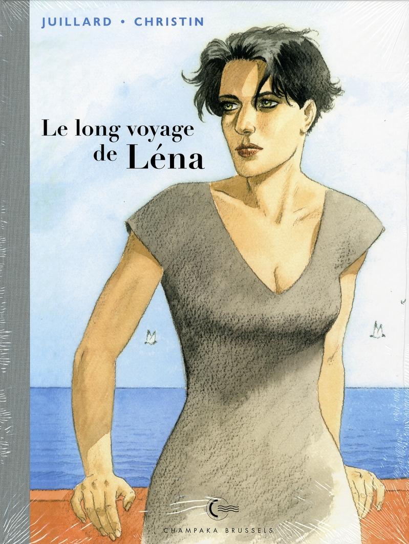 Léna T.1 ; le long voyage de Léna